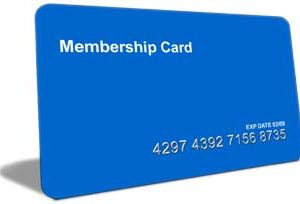 Nigeria-Britain Association Membership-card