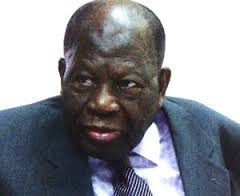 Akintola Williams - patron Nigeria Britain Association