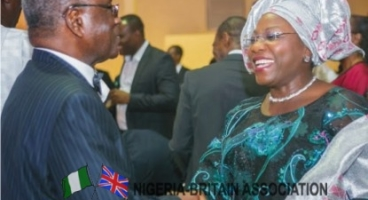 THE NIGERIAN-BRITISH CHAMBER OF COMMERCE (NBCC) PRESIDENTIAL DINNER AND AWARDS 2014