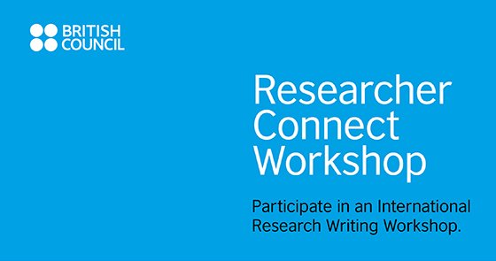 British Council - Research Connect Workshop